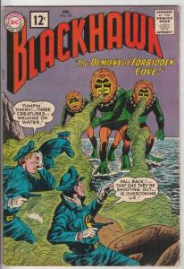 Blackhawk #167 (Dec-61) FN+ Mid-High-Grade Black Hawk, Chop Chop, Olaf, Pierr...
