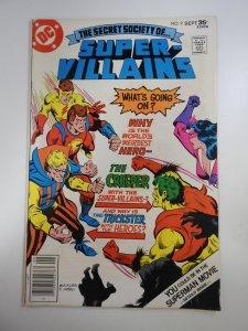 Secret Society of Super-Villains #9 (1977)