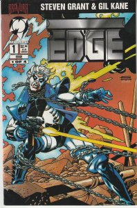 Edge (miniseries, 1994) # 1  Revenge on Renegade Heroes !