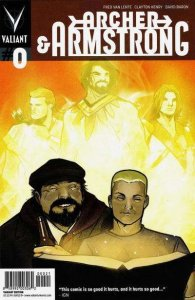 Archer & Armstrong (2012 series) #0, NM (Stock photo)