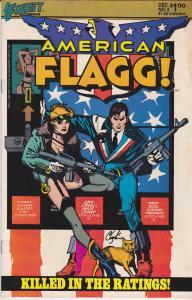 American Flagg #3