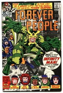 FOREVER PEOPLE #2 First DEESAD and MANTIS - DC - VF