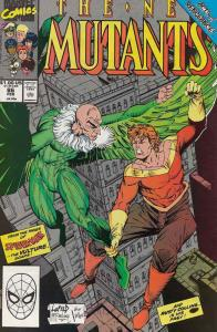 New Mutants, The #86 VF/NM; Marvel | save on shipping - details inside