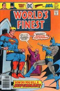 World's Finest Comics #240, Fine+ (Stock photo)
