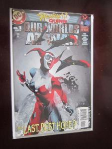 Harley Quinn Our Worlds at War (2001) #1 - 8.0 VF - 2001