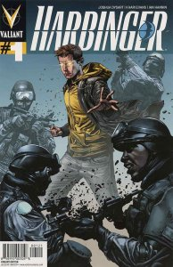 Harbinger (2nd Series) #1A VF/NM; Valiant | save on shipping - details inside
