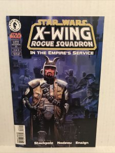 Star Wars X-wing rouge squadron #23 Dark Horse