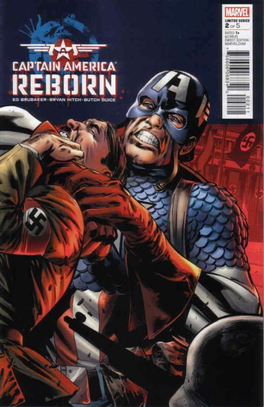 Reborn Marvel 2 VF NM