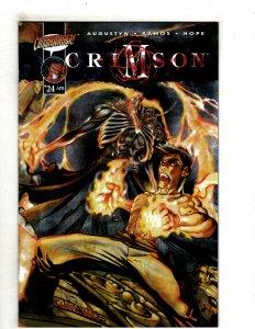 Crimson #24 (2001) SR36