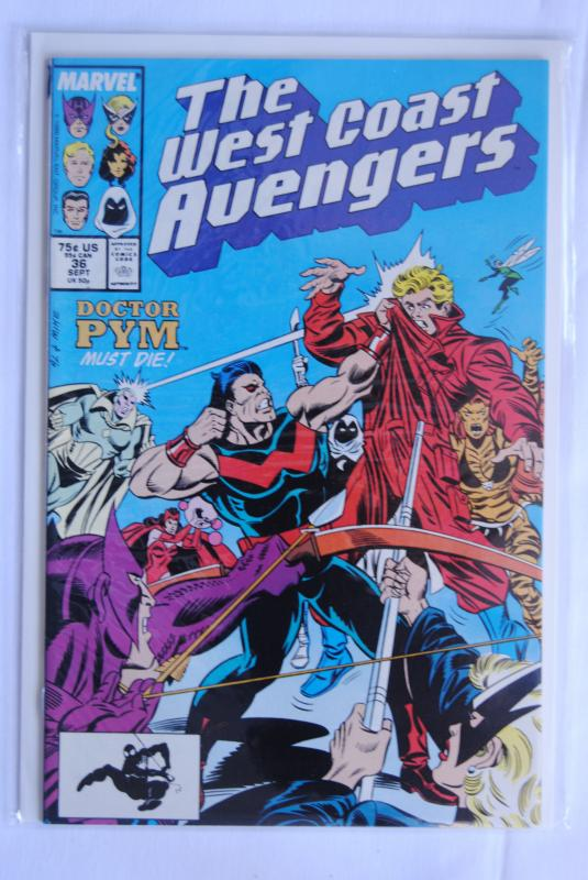 The West Coast Avengers 36