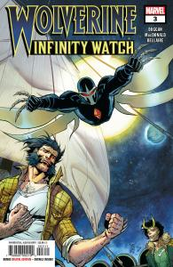 Wolverine Infinity Watch #3 (Marvel, 2019) NM