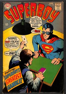 Superboy #148 VG+ 4.5 DC Comics Superman