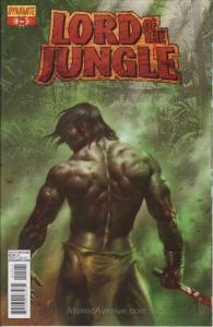 Lord of the Jungle #15 VF/NM; Dynamite | save on shipping - details inside