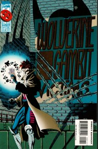 Wolverine Gambit #1 - NM - Jack the Ripper
