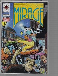 Doctor Mirage #5 (Image, 1994)