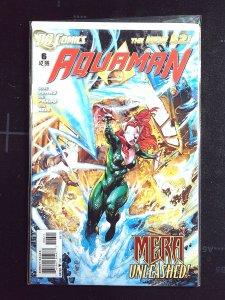 Aquaman #6 (2012)