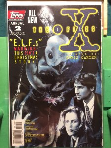 The X Files Annual #2