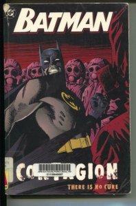 Batman Contagion-Chuck Dixon-TPB-trade