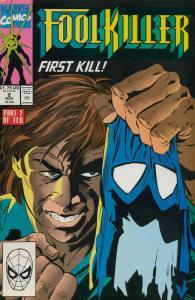 Foolkiller #2 FN; Marvel | save on shipping - details inside