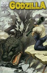Godzilla (4th Series) #7 VF; IDW | save on shipping - details inside