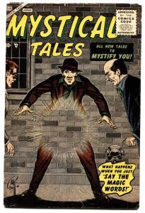 Mystical Tales #1-1956-rare first ssue-atlas horror-Bill Everett