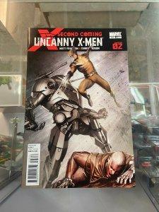 Uncanny X-Men 523 NM Signed by Terry Dodson