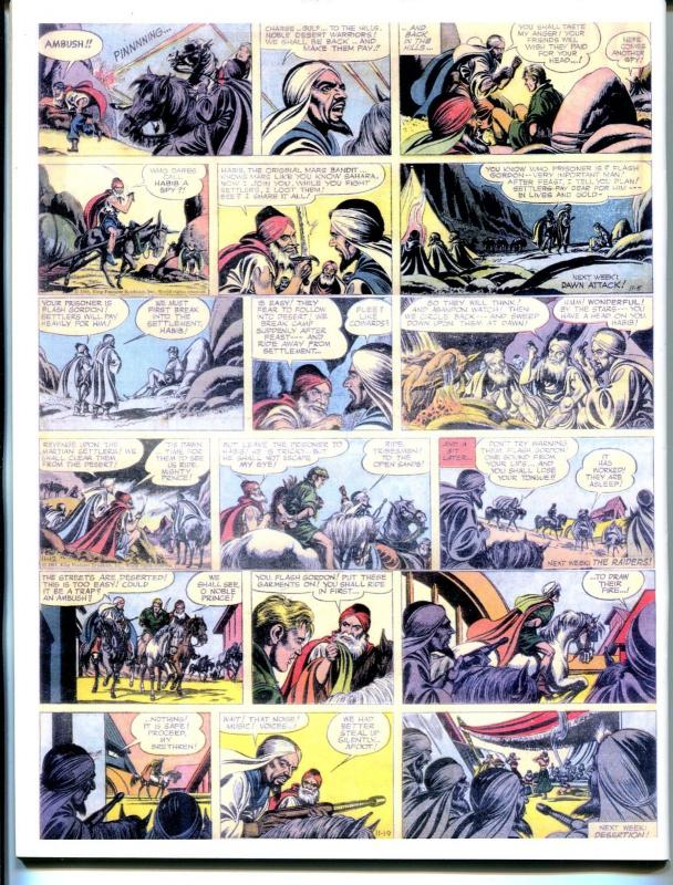 Comics Revue #180 2001-Raboy-Caniff-Steve Canyon-Phantom-Modesty Blaise-VF