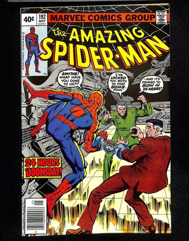 Amazing Spider-Man #192