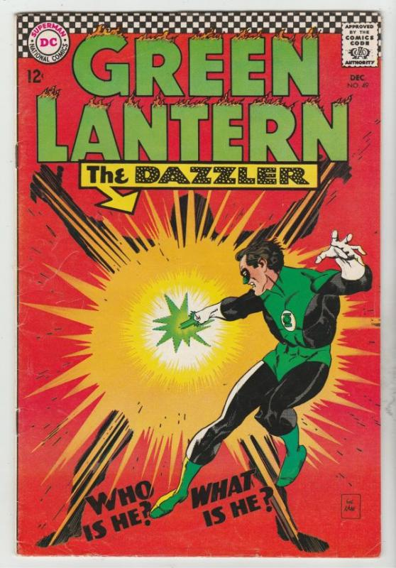 Green Lantern #49 (Dec-66) VF High-Grade Green Lantern