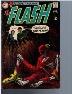 The Flash #186 (1969)