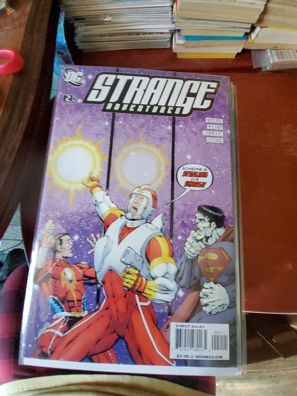 Strange Adventures #2 (2009)