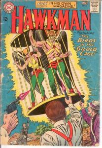 HAWKMAN 3 FAIR  September 1964 COMICS BOOK