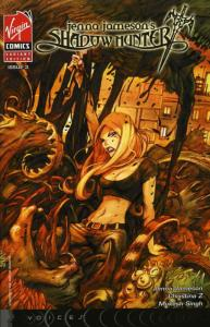 Shadow Hunter #3A VF/NM; Virgin | save on shipping - details inside