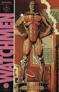 Watchmen #8 VF/NM; DC | save on shipping - details inside