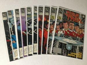 Star Trek 1-80 Missing #73 Annual 1-6 Special 1-3 Lot Set Run Nm Near Mint Dc