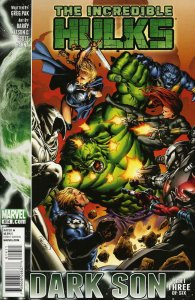 Incredible Hulk, The #614 VF/NM; Marvel | save on shipping - details inside