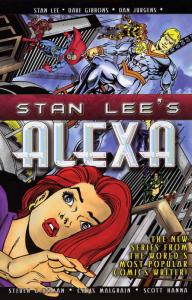 Alexa (Stan Lee's…) #1 VF/NM; iBooks | save on shipping - details inside