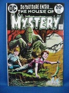 House of Mystery #219 (Nov 1973, DC) F+