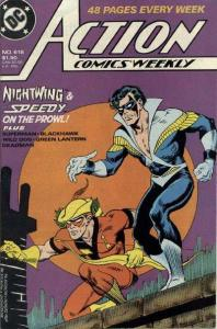 Action Comics (1938 series) #618, VF+ (Stock photo)
