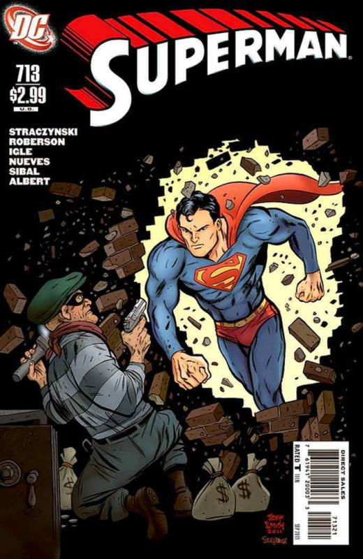 Superman (2nd Series) #713A VF/NM; DC | save on shipping - details inside