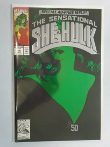 Sensational She-Hulk #50 6.0 FN Blunted Corners (1993)