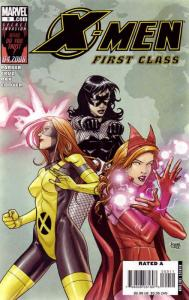 X-Men: First Class (2nd Series) #9 VF/NM; Marvel   save on shipping - details in