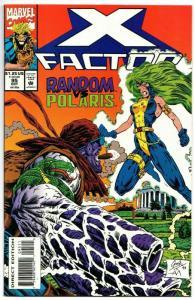 X-Factor #95 (Marvel, 1993) VF/NM