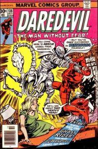 Marvel DAREDEVIL (1964 Series) #138 FN