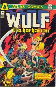 Wulf the Barbarian #3 FN; Atlas | save on shipping - details inside