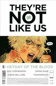 They're Not Like Us #3 VF/NM; Image | save on shipping - details inside