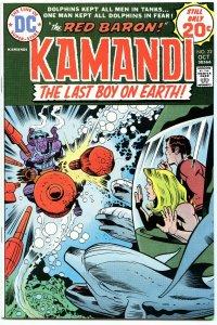 Kamandi 22 Oct 1974 VF-NM (9.0)
