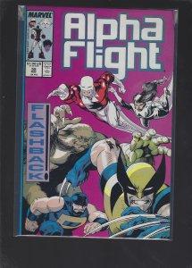 Alpha Flight #52 (1987)