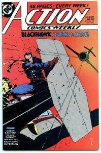 Action Comics Weekly 628 Nov 1988 NM- (9.2)