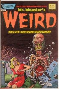 Mr Monster's Weird Tales #1 - Very Fine 8.0 (1987)
